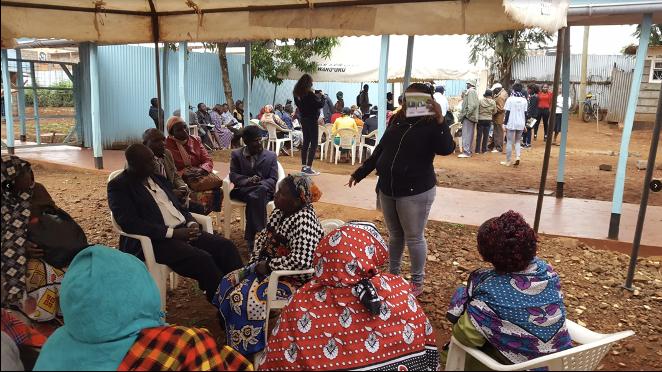 Dan Ariely's CAH team is helping conduct financial behavioral experiments in Kenya