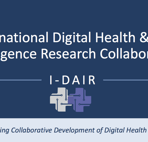 JLI joins the International Digital Health & Artificial Intelligence Research Collaborative (I-DAIR)
