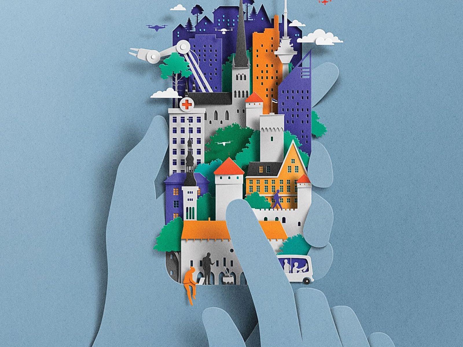 Estonia, the Digital Republic