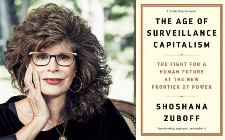 Soshana Zuboff on Surveillance Capitalism
